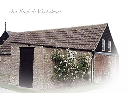 English workshops, the backbone of our business.