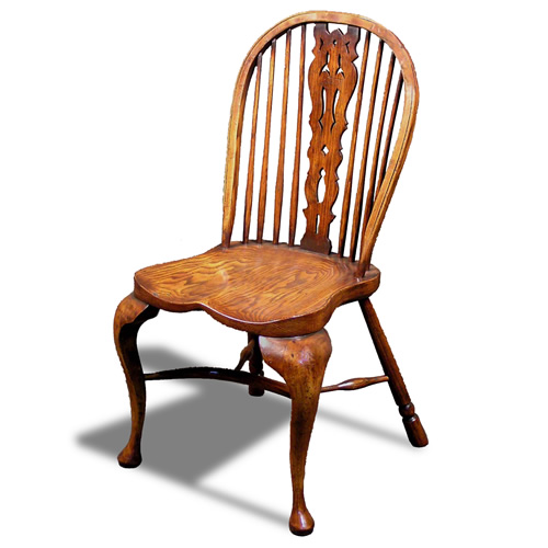 Cabriole Leg Side Chair
