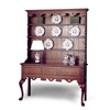 Welsh Dresser with Plate Rack