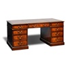 Georgian Pedestal Desk
