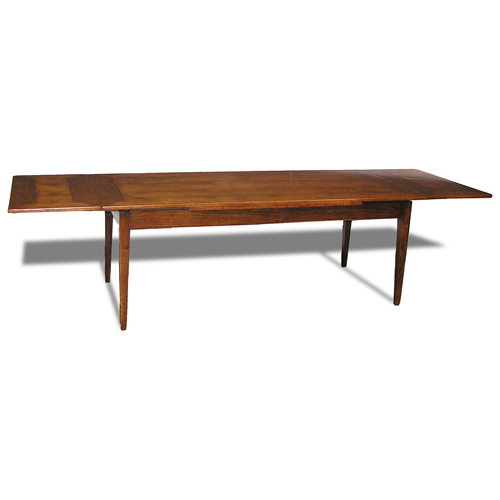 French Walnut Farm Table