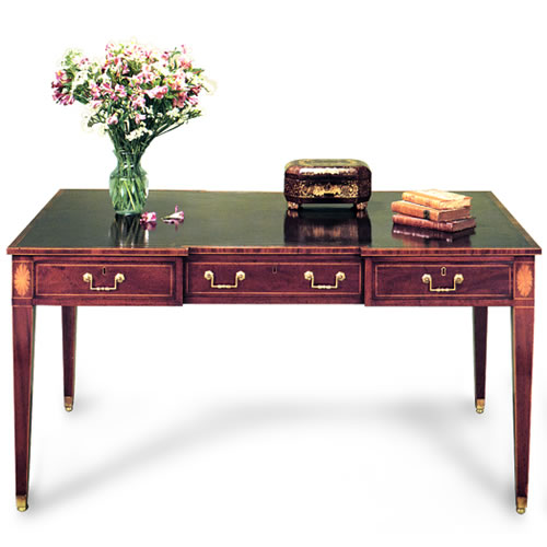 Sheraton Writing Table, 60 inches wide