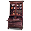 Country Chippendale Secretary