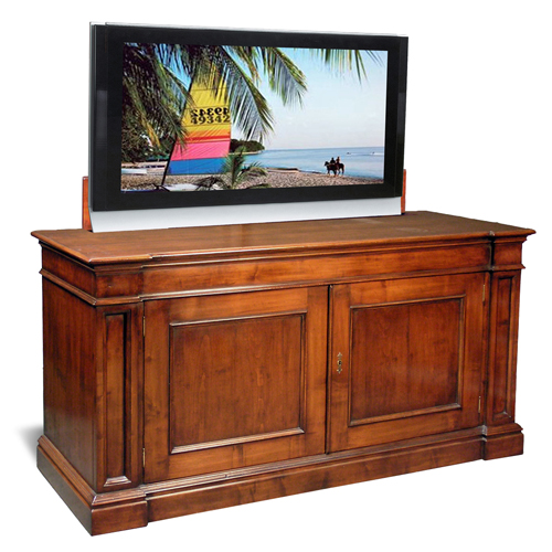 Fielded Panel TV Credenza