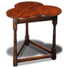 Cloverleaf Side Table