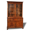 Regency Secretaire Bookcase