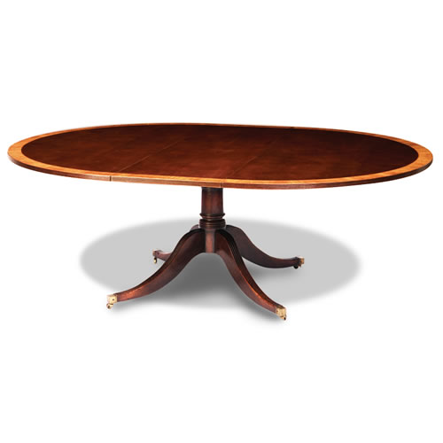 Mahogany Center Table with leaf