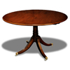 Country Pedestal Table