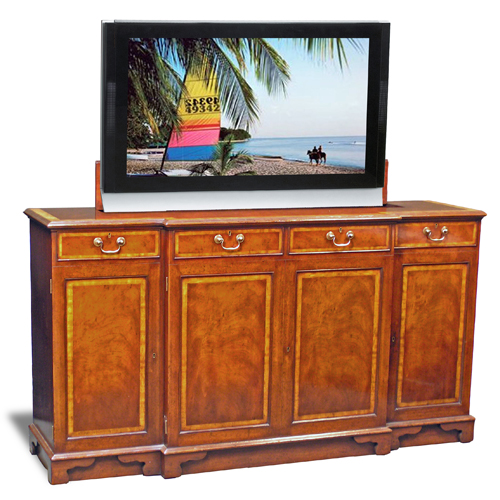 Sheraton Credenza with TV lift