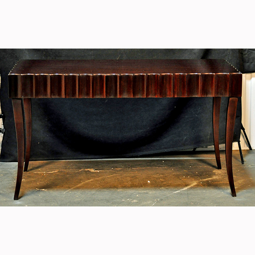Fluted Writing Table