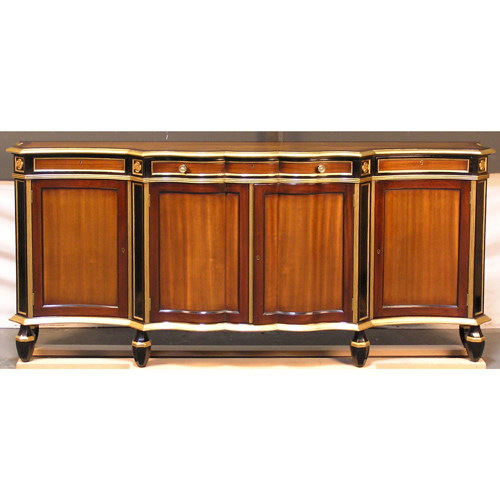 Fluted Cabinet