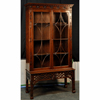 Carved Chippendale Cabinet