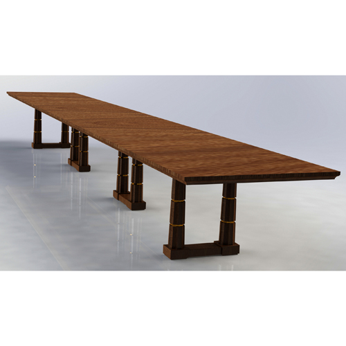 Column Dining Table